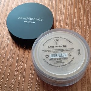 BareMinerals Original foundation FAIR IVORY 02
